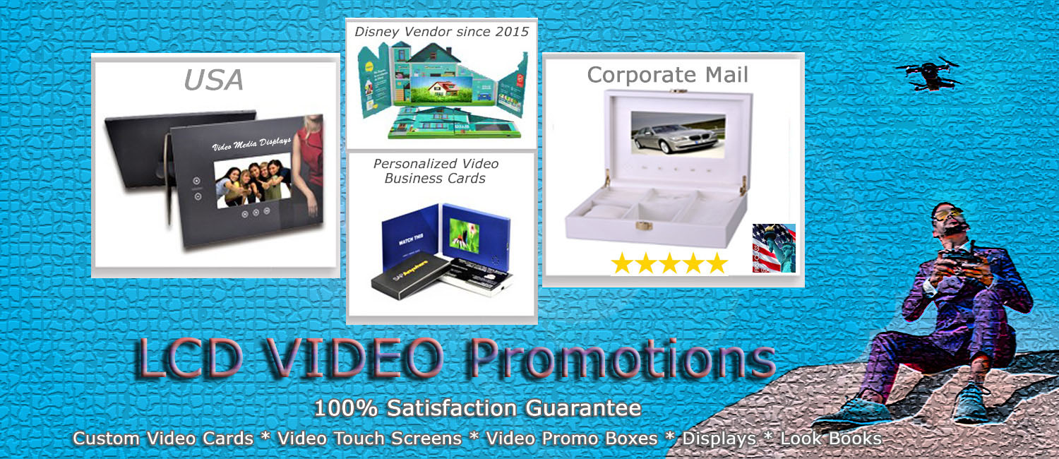Supplier of Voice & Video Marketing Devices