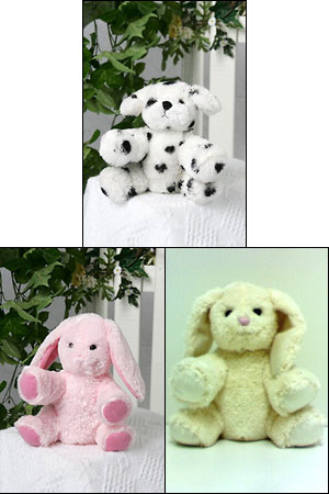 Talking Stuffed Animals With Recordable Kits
