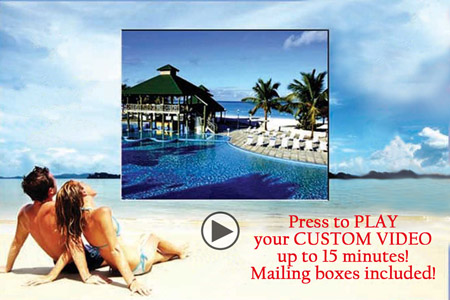 Video Postcard / Post Card Mailers