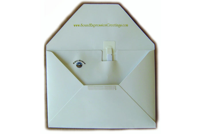 Talking Recordable Envelope