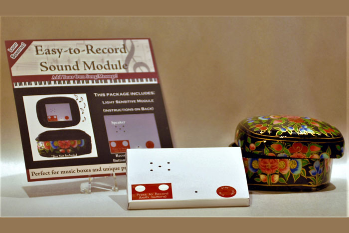 Recordable Sound Module
